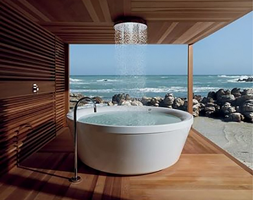 Thinking about revamping your bathroom? Any of these 12 incredible bathtubs would surely be a great addition! http://airows.com/12-incredible-bathtubs/