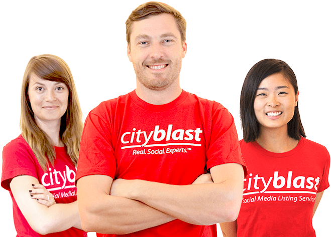 Actual CityBlast Employees
